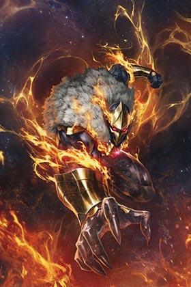 CUENTA ATRAS A INFINITO: HEROES 02 (DAREDEVIL Y VIUDA NEGRA)
