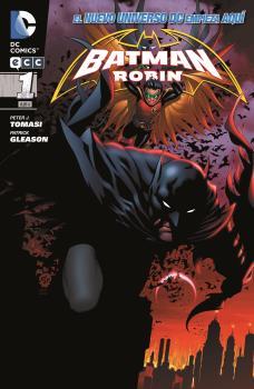 BATMAN Y ROBIN NÚM. 01