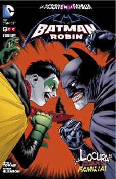 BATMAN Y ROBIN NÚM. 5