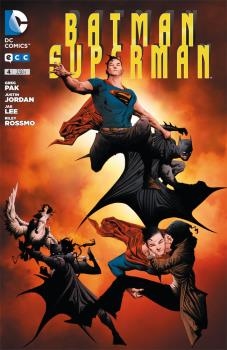 BATMAN/SUPERMAN NÚM. 04
