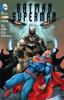 BATMAN/SUPERMAN NÚM. 19