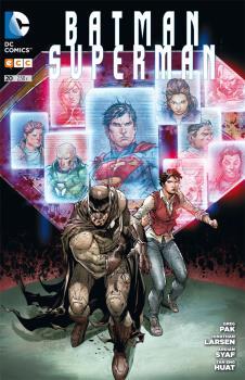 BATMAN/SUPERMAN NÚM. 20