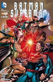 BATMAN/SUPERMAN NÚM. 21