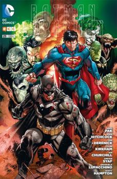 BATMAN/SUPERMAN NÚM. 23