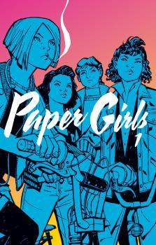 PAPER GIRLS TOMO