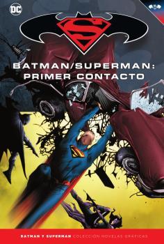BATMAN Y SUPERMAN - COLECCIÓN NOVELAS GRÁFICAS NÚM. 65: BATMAN/SUPERMAN: PRIMER