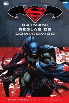 BATMAN Y SUPERMAN - COLECCIÓN NOVELAS GRÁFICAS NÚM. 66: BATMAN: REGLAS DE COMPR