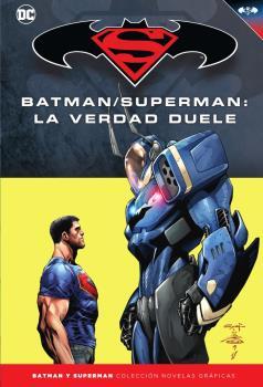 Batman y Superman - Colección Novelas Gráficas núm. 77: Batman/Superman: La ver