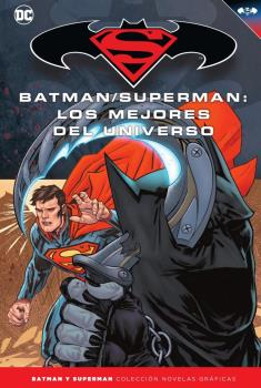 Batman y Superman - Colección Novelas Gráficas núm. 78: Batman/Superman: Los me
