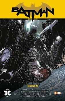 BATMAN: ORIGEN