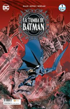 La tumba de Batman núm. 01