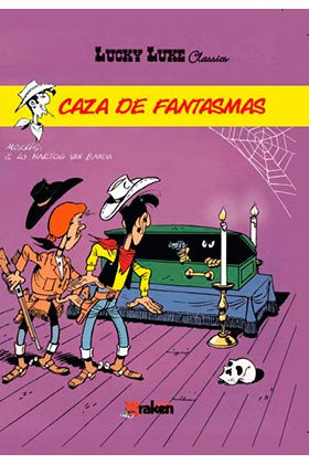 LUCKY LUKE CLASSICS 08. CAZA DE FANTASMAS (CLASSICS)