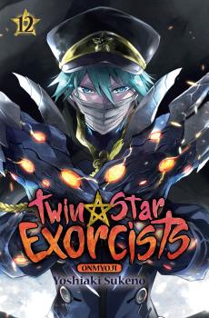 TWIN STAR EXORCISTS: ONMYOUJI 12